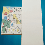 Notepads for artistic use in Amalfi paper