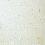 FOLDING PLACEHOLDER IN AMALFI PAPER. IVORY COLOR WITH STRAW. MEASURE 13X8