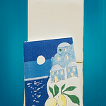 Notepads for artistic use in Amalfi handmade paper