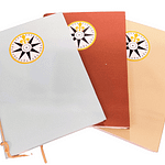 Cotton paper notebooks for watercolors